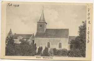 St.Cunibertuskerk Wahlwiller